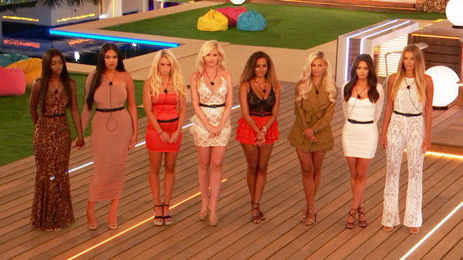 There are a brand new set of couples in the Love Island villa