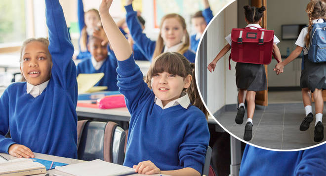 Many councils offer a school uniform grant from low income families