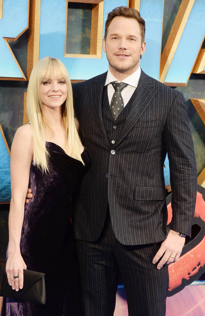 Chris Pratt used to be married to Scary Movie actress, Anna Faris, but the pair called it quits after eight years of marriage