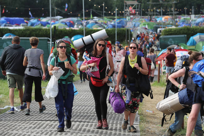 Glastonbury Festival takes place this weekend