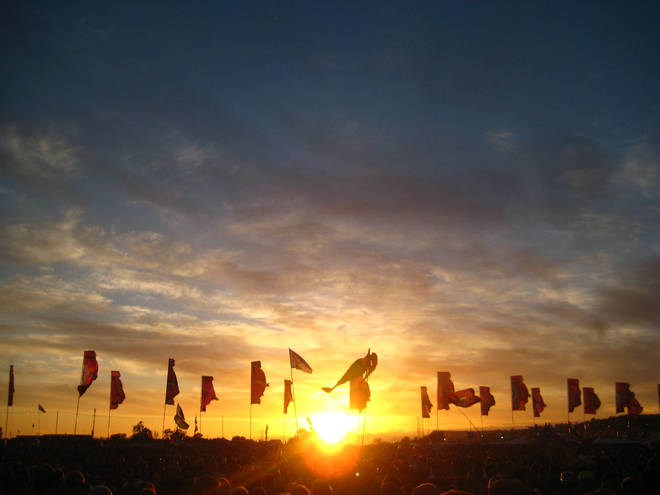 Glastonbury Festival starts tomorrow
