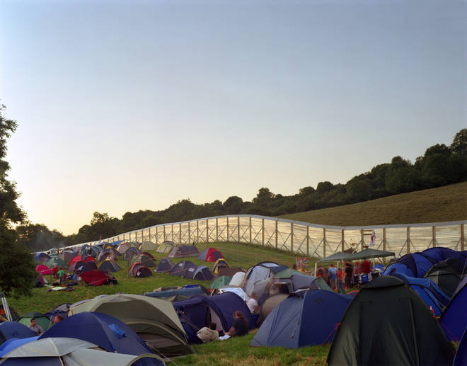 Revellers look set to be treated to a heatwave during the festival