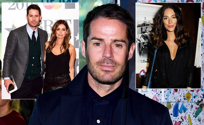 Has Jamie Redknapp split from girlfriend Lizzie Bowden and when was he married to Louise?