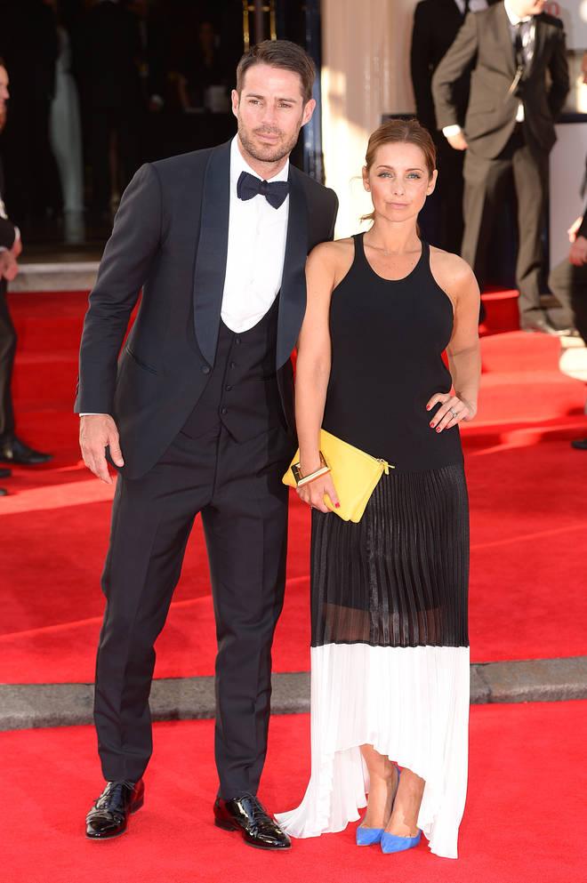 Jamie Redknapp and Louise married in 1998