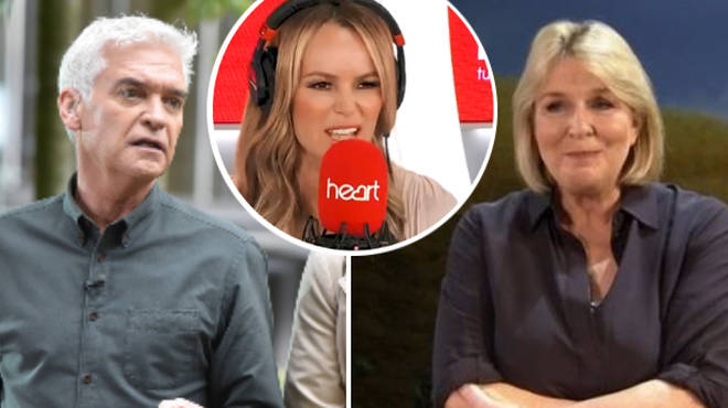 """Phillip Schofield has been criticised by former co-host Fern Britton&squot;s agent for his """"manipulative"""" behaviour."""