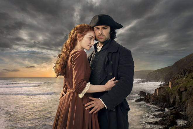 Poldark is returning for a fifth and final series