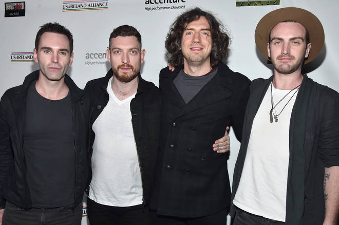 Snow Patrol (Johnny McDaid, Nathan Connolly, Gary Lightbody and Paul Wilson) have pulled out of Glastonbury 2019.