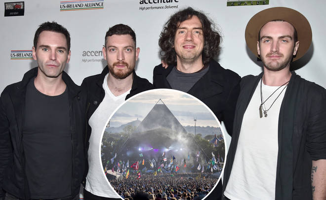 Snow Patrol have pulled out of Glastonbury as pianist, guitarist and backing vocalist Johnny McDaid needs immediate surgery.