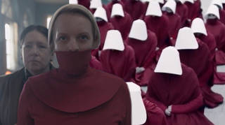 Critically-acclaimed dystopian drama The Handmaid's Tale is back on TV.