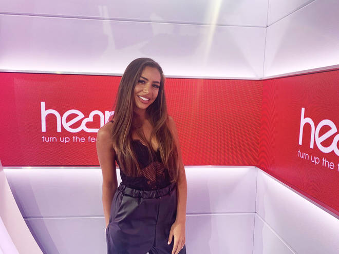 Elma popped into the Heart studio for a chat and spoke to us about her time in the Love Island villa
