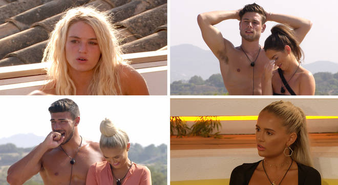 The Twitter challenge was back on Love Island