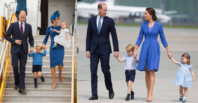 The royal rule will come into effect when Prince George turns 12