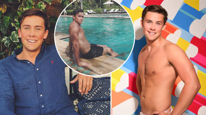 Stevie Bradley is one of the six new boys entering Love Island's Casa Amor.
