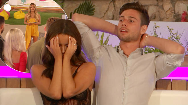 Two Islanders will be dumped from the Island tonight
