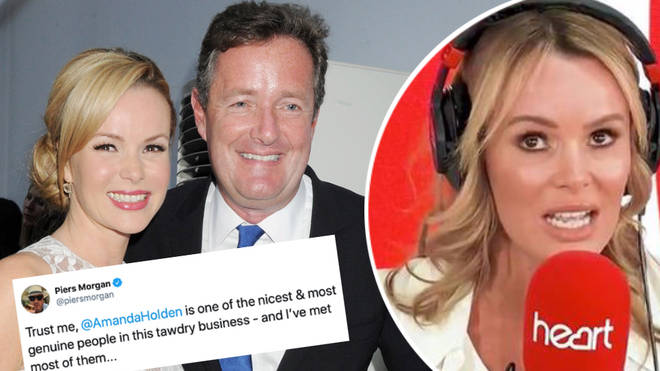 """The journalist was praised for being a """"genuine friend"""" to the Heart FM presenter following her bitter fallout with Phillip Schofield."""