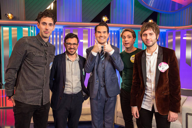 The Inbetweeners cast were criticised for their reunion special
