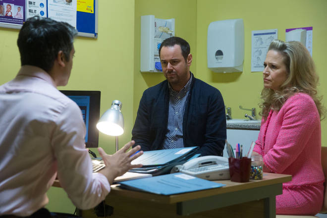 Mick Carter will face a tough few months ahead after his EastEnders return