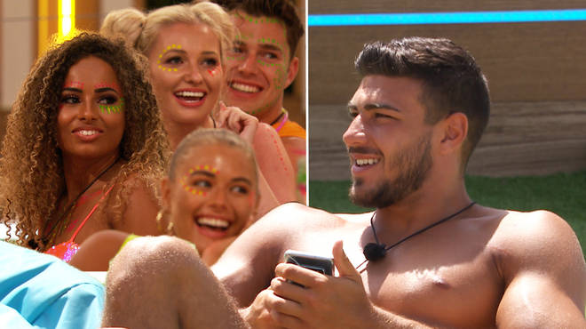 Here's what music featured on Love Island last night