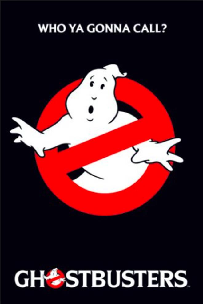 Ghostbusters hit cinemas in 1984