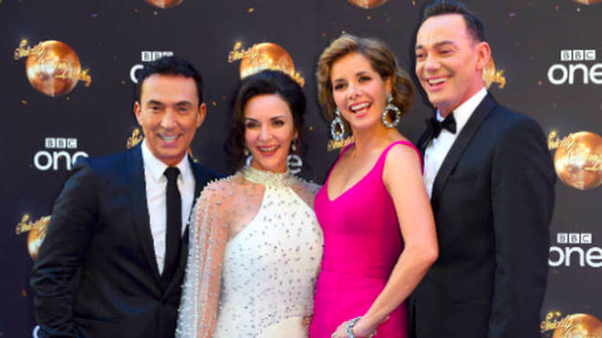 Strictly Come Dancing 2018 judges (l-r) Bruno Tonioli, Shirley Ballas, Darcey Bussell and Craig Revel Horwood