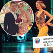 Rachel Riley and Pasha Kovalev have tied the knot in a secret ceremony in Las Vegas