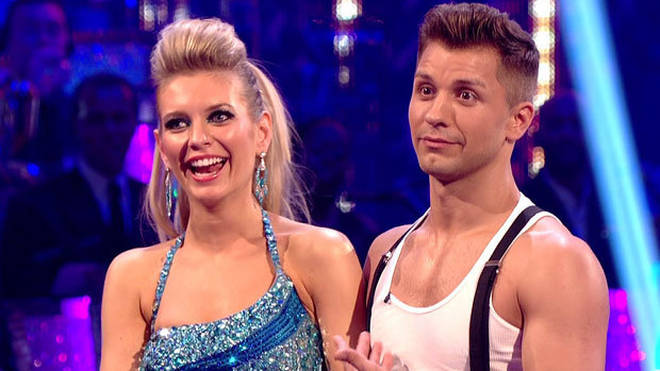 Rachel and Pasha were paired up on the 2013 series, and started a relationship the year after