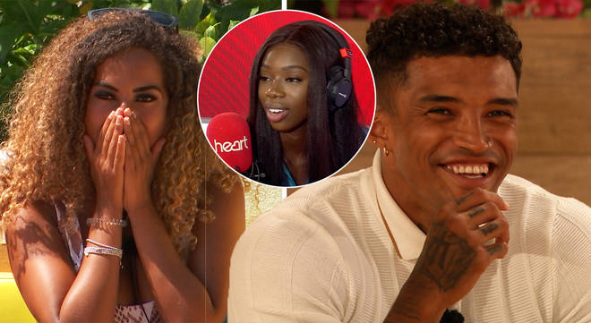 Yewande has revealed her doubts over Michael and Amber