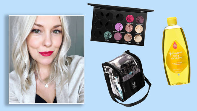Cher Webb's tips how to organise your make-up like a pro