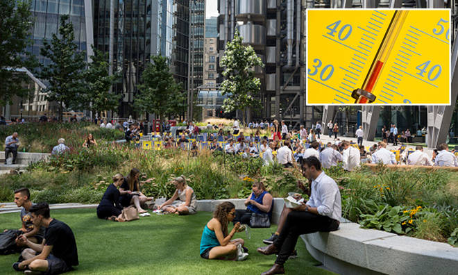 With UK temperatures rising, how hot is too hot to work?