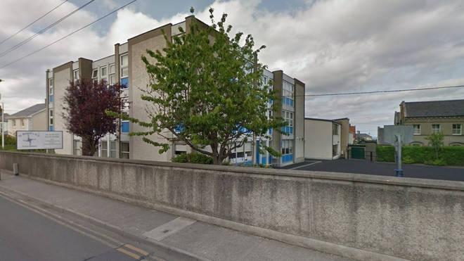 St Brigid's National School in Wicklow, Ireland.