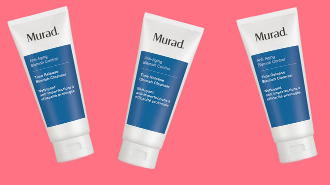 A high performing cleanser from Murad