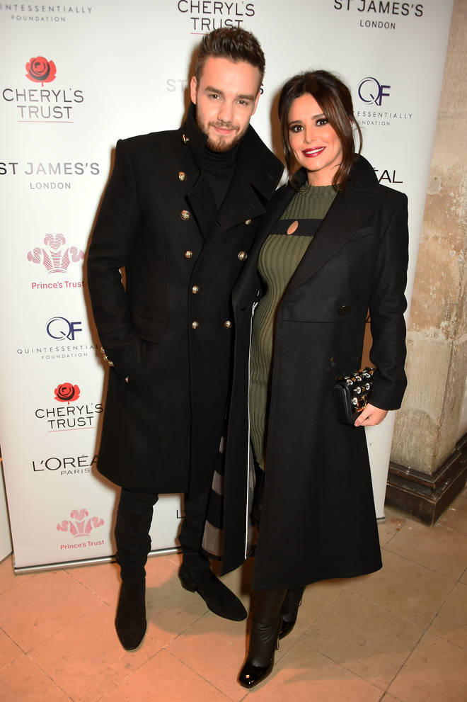 Liam and Cheryl welcomed Bear in 2017, but split in 2018