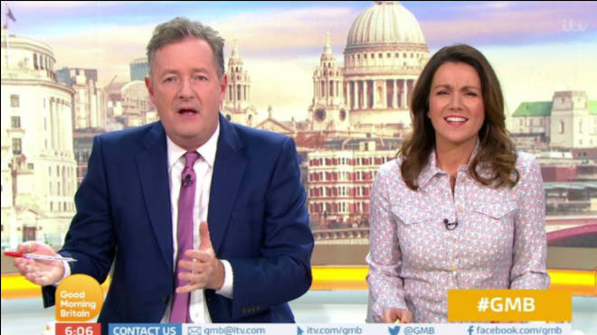 Piers Morgan slammed the new rules on Good Morning Britain