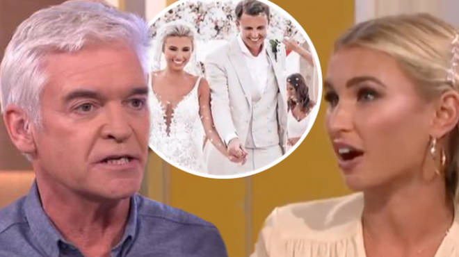 "Billie admitted she felt ""shocked"" when TV host Phillip Schofield questioned her about money."