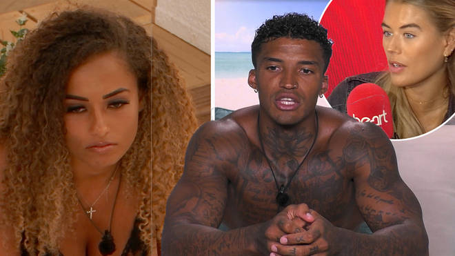 Arabella has spilled the beans on Amber and Michael's relationship
