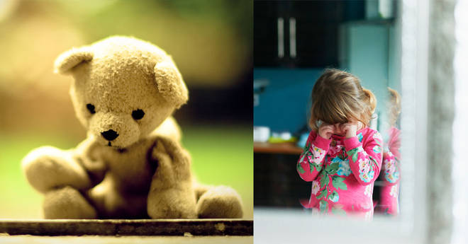 Teddy torture could leave toddlers traumatised