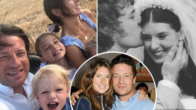 Jamie Oliver's wife Jools reveals plans to remarry TV chef