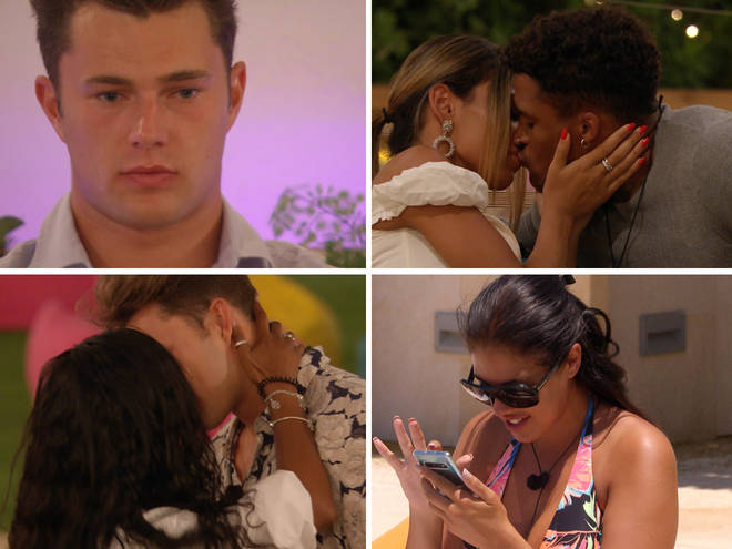 Love Island's couples are put to the test