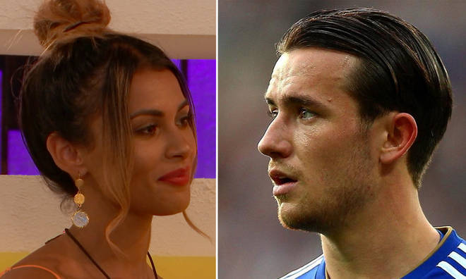 New Love Island girl Joanna Chimonides used to date footballer Ben Chilwell