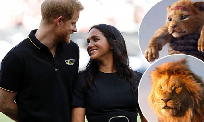 Meghan Markle and Prince Harry to attend the London premiere of Lion King next week