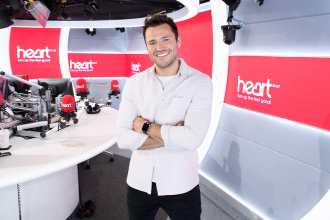 Mark will be on Heart every Saturday from 4pm til 7pm