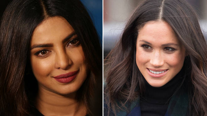 "Priyanka Chopra says BFF Meghan Markle was ""always meant for big things"""