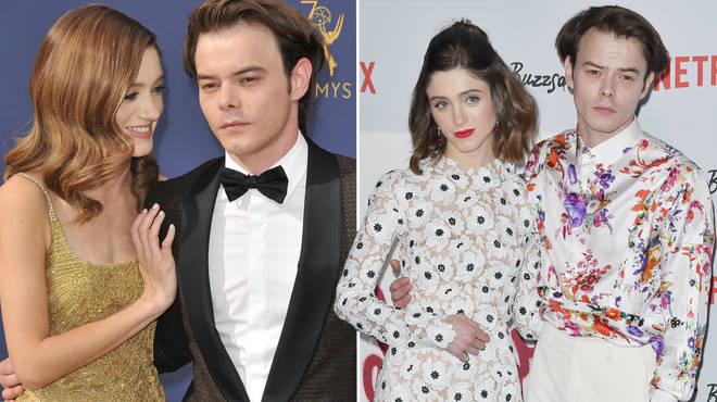 Stranger Things stars Charlie Heaton and Natalia Dyer are dating in real life