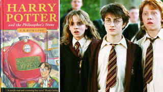 This Harry Potter book is about to make one woman a lot of money