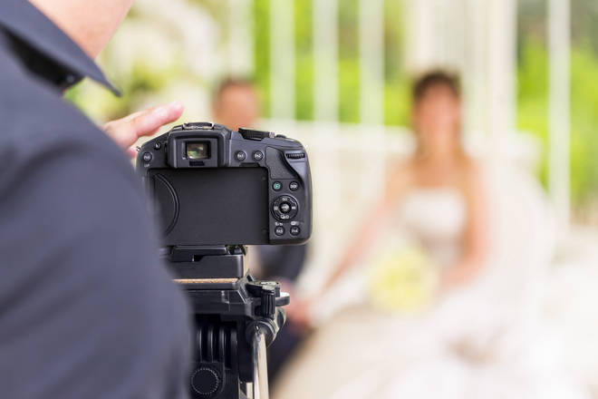 The wedding company have shamed an influencer
