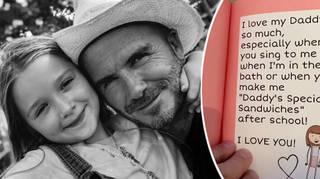 David and Victoria Beckham are celebrating their 20th wedding anniversary
