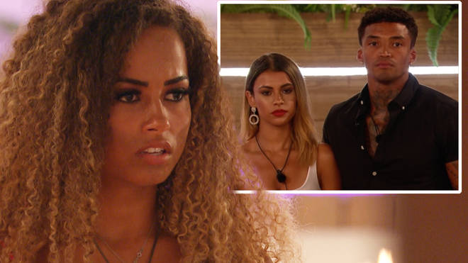 Amber branded new girl Joanna a 'dead ting'