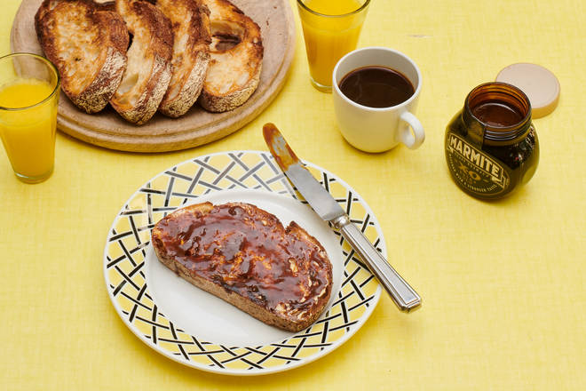 Is there a better breakfast than Marmite on toast?