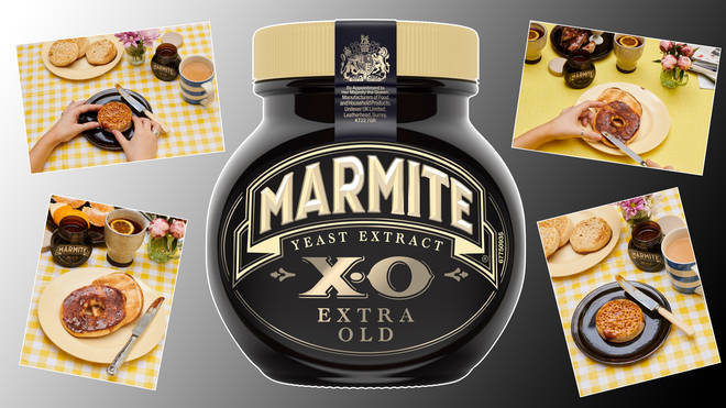 Marmite XO is back for a limited time a decade after it first launched