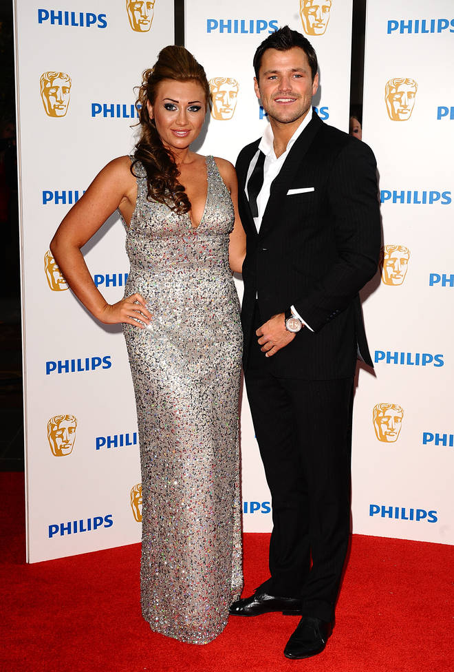 Mark Wright and Lauren Goodger's relationship was at the centre of the season one drama